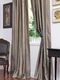 Thai Silk Drapes Silver Thai Silk Drapes 149 Panel For The Home Pinterest