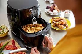 cuisine philips philips หม อทอดไร น ำม น turbostar rapid air technology ร น hd9641