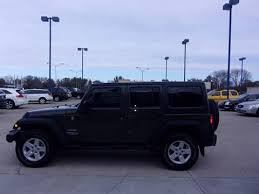 used jeep wrangler for sale in iowa jeep wrangler for sale in iowa carsforsale com