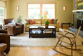 MidCentury Bungalow - Bungalow living room design