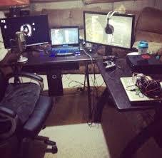 Best Gaming Corner Desk 14 Best Desks Images On Pinterest Corner Desk Corner