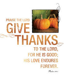 thanksgiving bible quote giving thanks to god clipart 75