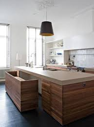 kitchen island with bench 55 functional and inspired kitchen island ideas and designs