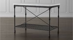 kitchen table island kitchen island crate and barrel