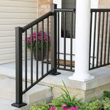 winchester mix n match ready to assemble aluminum stair rail kit
