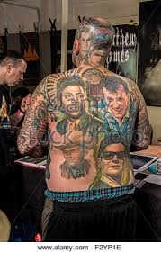 the 11th international london tattoo convention at tobacco dock
