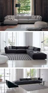 Grey Sofa Sectional by Best 10 Modern Sofa Ideas On Pinterest Modern Couch Midcentury