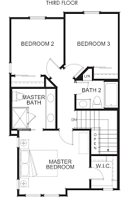 plan ax new townhomes for sale in mountain view ca permanente