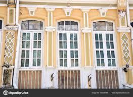 house windows design malaysia window design of george town architecture u2014 stock photo ohmaymay