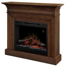 electric fireplace mantel packages no venting required