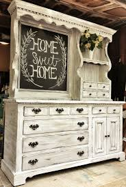 Restoring Old Kitchen Cabinets Best 25 Refurbished Hutch Ideas On Pinterest China Hutch