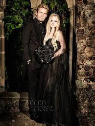 avril lavigne black wedding dress avril lavigne s black wedding dress explained sort of cocoperez com