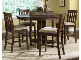 Mission Dining Room Table Liberty Furniture Urban Mission 5 Piece Pub Set Novello Home