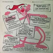 the pink panther presents christmas songs from your favorite