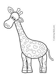 zoo coloring pages for kids printable ita coloring page dekstop