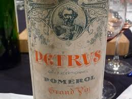 learn about petrus pomerol bordeaux the wines of pomerol a tasting with neal martin