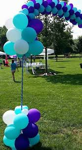 balloon delivery for kids outdoor balloon arch by celebrate the day for the franklin kids