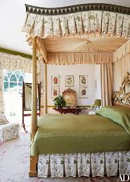 How To Decorate A Canopy Bed 37 Of The Best Master Bedrooms Of 2016 Photos Architectural Digest
