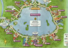 Epcot World Showcase Map The Princess And The Porta Potties Kessel Runnerthe Kessel Runner
