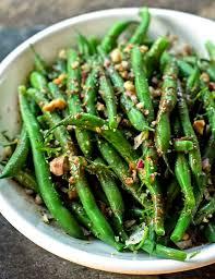 fresh green bean salad bunny u0027s warm oven