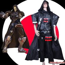 Halloween Costumes Darth Vader Overwatch Ow Reaper Cosplay Halloween Costumes