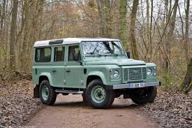 land rover defender 2010 news the land rover defender u0027s resurrection takes an interesting