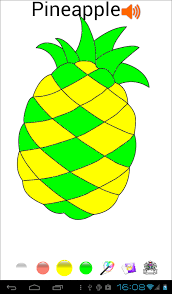 fruit coloring pages android apps on google play