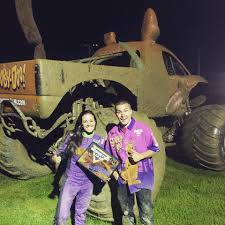 monster truck show bangor maine linsey read home facebook