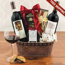 wine gift baskets free shipping free shipping wine baskets capalbos gift baskets