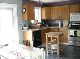 briliant grey cabinets yellow walls home decor pinterest