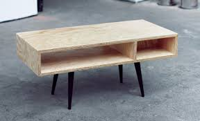Plywood Coffee Table 15 Simple Projects To Make From One Sheet Of Plywood Plywood Diy