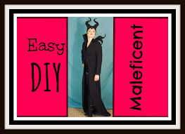 how to make a maleficent costume youtube
