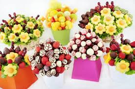 fruits bouquet with tooty fruity