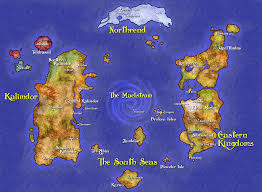 Map Of Nirn Gamings Greatest Worlds
