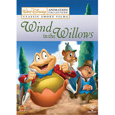 disney animation collection volume 5 the wind in the willows dvd