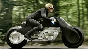 bmw mototcycle bmw motorrad vision 100 bike of the future