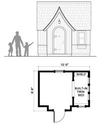 playhouse floor plans 24 best playhouse plans images on pinterest playhouse plans