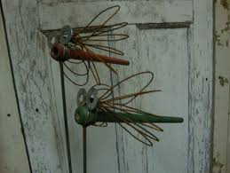 Metal Bugs Garden Decor 331 Best Yard Art Metal Critters Images On Pinterest Metal Art