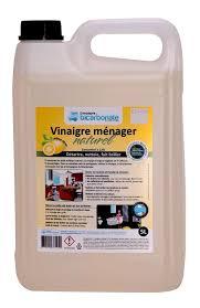 vinaigre blanc cuisine vinaigre blanc d alcool naturel concentré à 12 degrés arôme citron