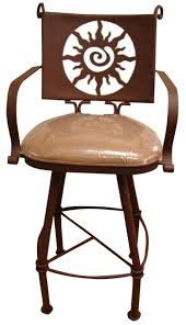 Mango Wood Bar Stools Furniture Rustic Bar Stools With Sallyl Seating Mango Wood Swivel