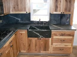 Copper Backsplash Kitchen Rustic Kitchens Soapstone Avast Yahoo Search Results Barn