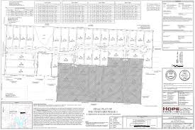 kennedy compound floor plan residential subdivision and land development hope consulting
