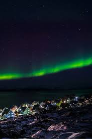 places you can see the northern lights greenland a place you probably know nothing about northern lights