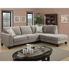Grey Sectional Sofas Porter Reese Dove Grey Sectional Sofa With Optional Ottoman Free
