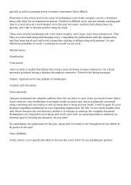 cover letter for article how to write a cv for 16 year old part time job relieving