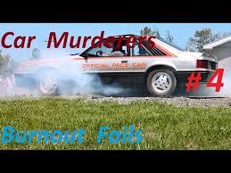 corvette clutch burnout of clutch and gearbox destroying 4 burnout fail