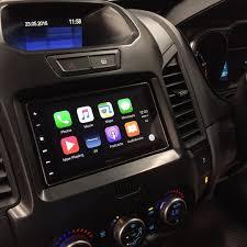 pioneer sph da120 apple carplay installed into a vauxhall corsa d