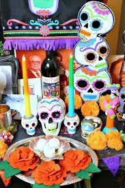Dia De Los Muertos Halloween Decorations 299 Best Day Of The Dead Crafts U0026 Inspiration Images On Pinterest