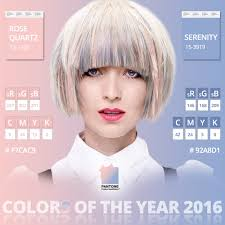 color of 2016 2016 hair colour forecast rainbow hair colour