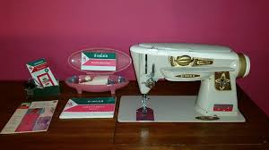 for sale 1961 singer 500a sewing machine rocketeer singer